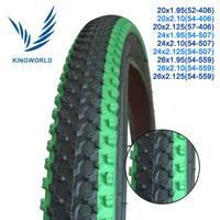 Wholesale 26'' Beach Cruiser Bike Tires 26x2.125