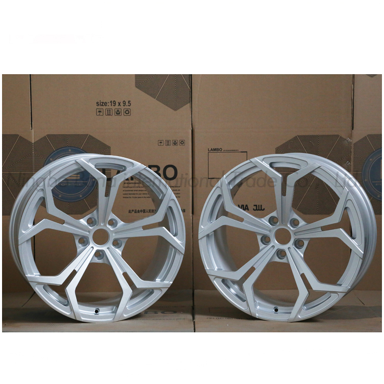 Factory supply Design car rim aluminum alloy wheel