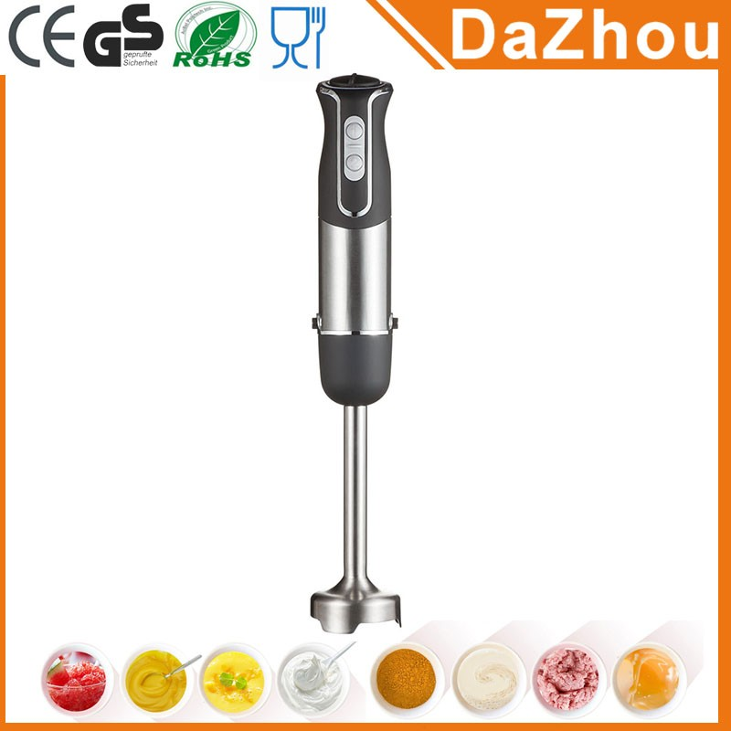 2017 Top Quality Popular Multifunction Hand Blender, Stick Blender 800W Food Processor hand held mixer