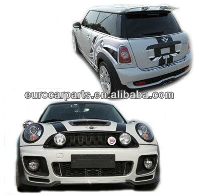 Pp High Quality Body Kit For Bmw Mini Cooper S R56 Jcw Style 0612