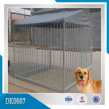 different size hot dipped galvanized dog house ,dog kennel, dog cage for sale