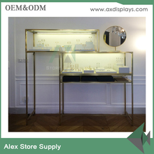 2017 antique jewelry display cabinet furniture to jewellery store