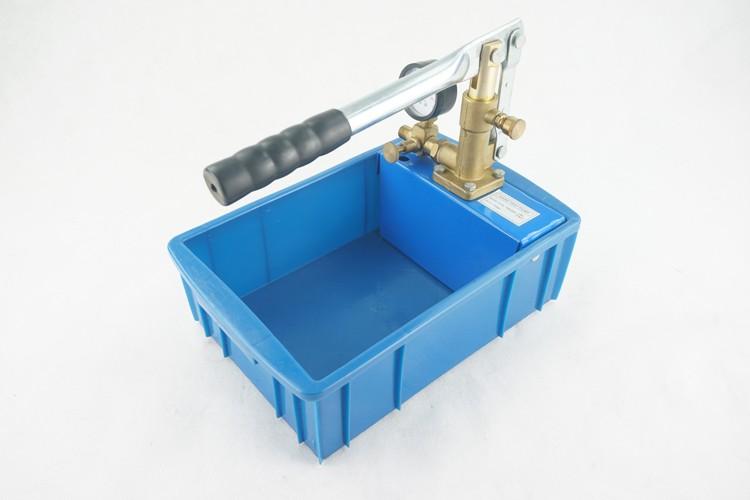 SY-40AP Hydraulic Custom Plastic Body Hand Pressure Test Pump