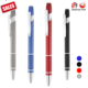 high quality aluminium metal ballpoint pen manufacturer for gift stationery