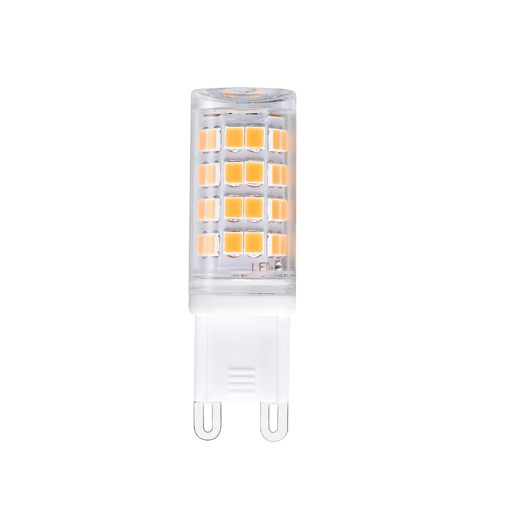 Long lifespan 3w Warm White G9 LED Lamp With No Flicker