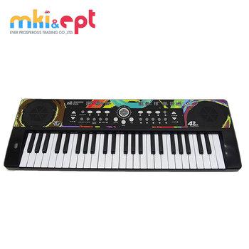 Instrumento Teclado Electrónicos De Por Buy Electrónico Para Musical Mayor Con Venta Niños Al teclado Micrófono Juguetes UpSzGqMV