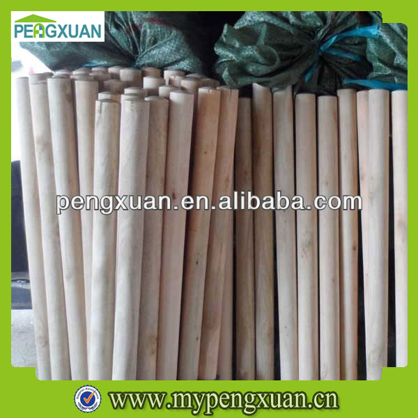 Natural Wood Fence Pole on Sale Hotly