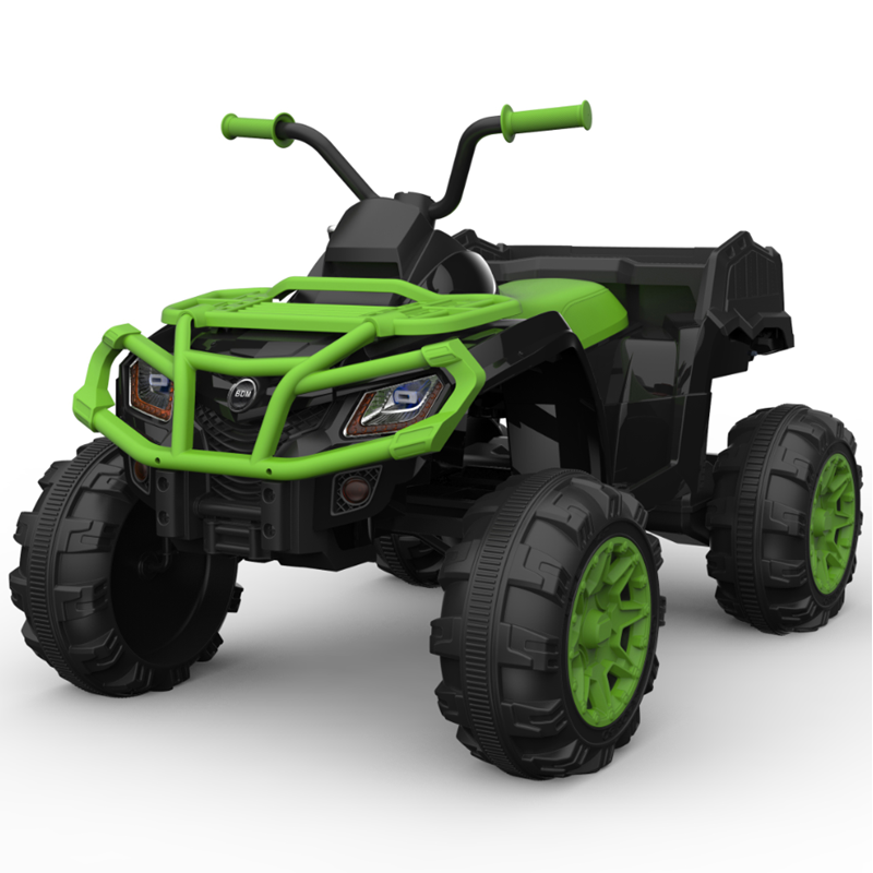 2017 Newest kids electric cars 24v electric quad bike for children