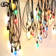 2018 Outdoor Decoration Merry Christmas Pathway Light Led Patio String Lights