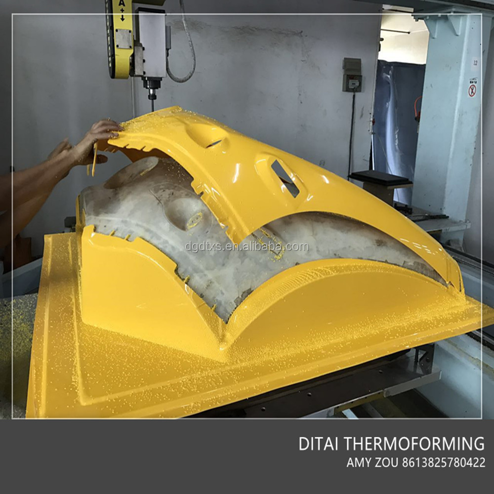 DITAI ABS vacuum forming with oem design