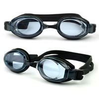 outdoor summer sports anti-fog swim goggle with OEM service