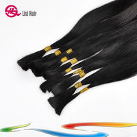 Wholesale 100% Human Remy Chinese Virgin Hair Bulk