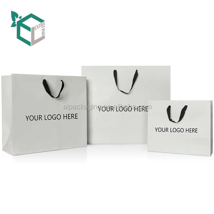 Low Custom Customized Crown win Packaging Environmental Friendly Paper Bag