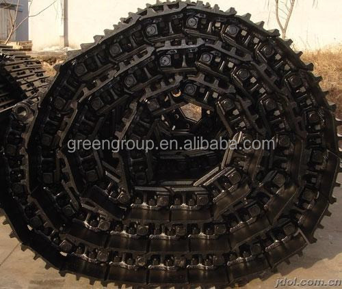 excavator undercarriage parts track shoe track link track link shoe