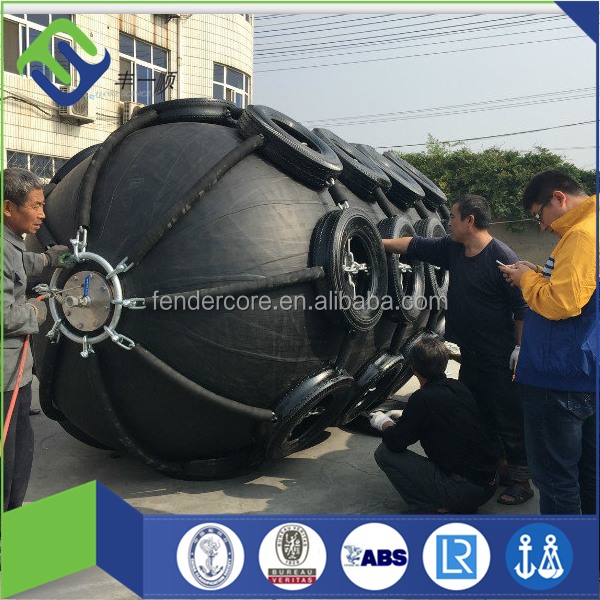 Jetty Floating Inflation Pneumatic Rubber Fenders