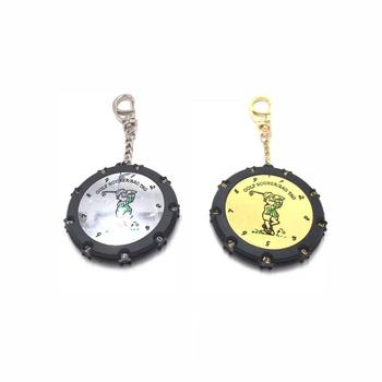 Competitive price golf counter watch golf score card holder