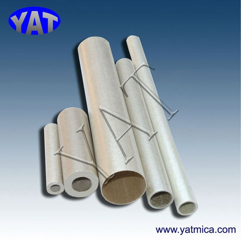 Mica insulation laminated tubes
