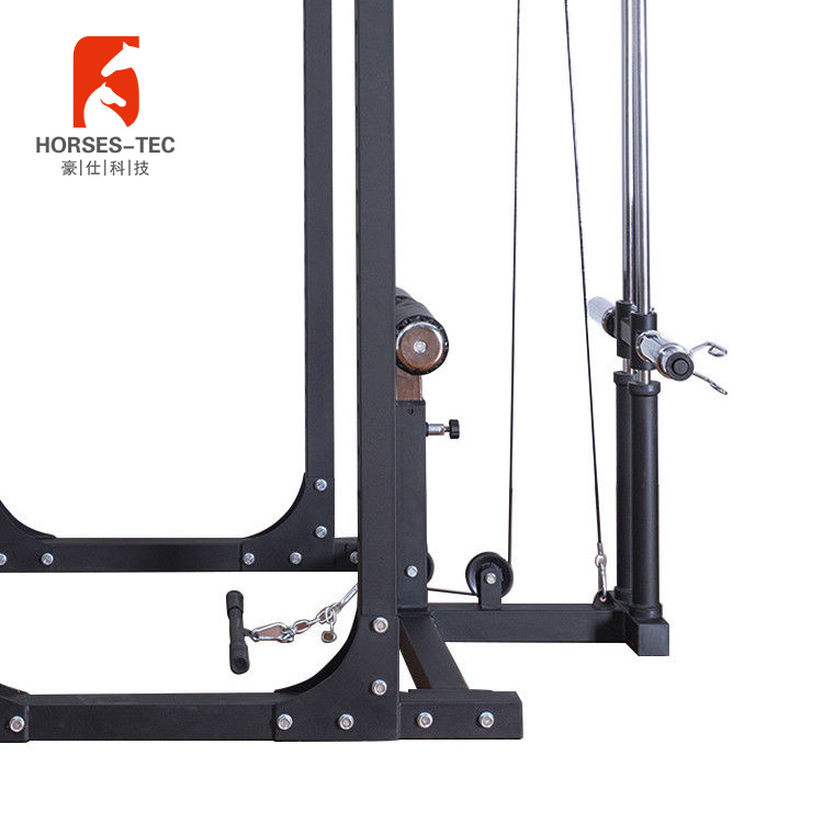 Zware commerciële multi gym power tower rack kooi squat