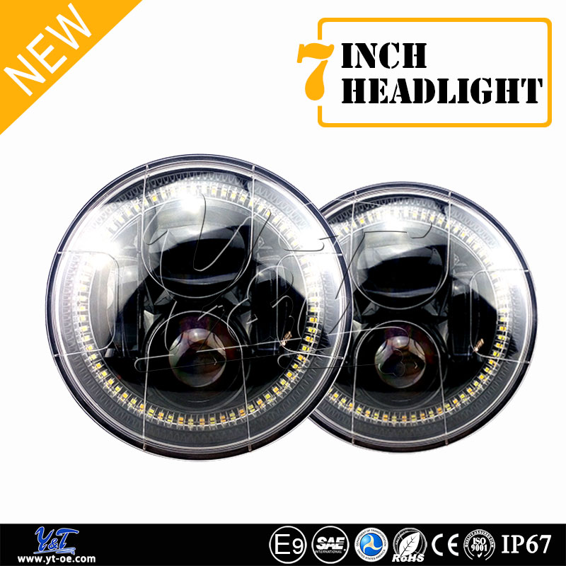 New Factory direct 40w 9600lm/bulb p6 led headlight h4 h7 h11