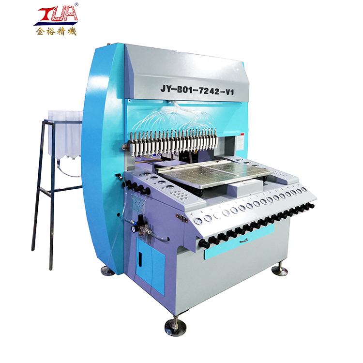 JinYu 24 heads/naalden/kleuren pvc label dispenser machine