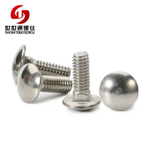 Factory Custom Stainless Steel and Steel Decorative Mirror Screw Caps