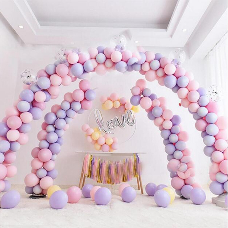 Wedding party supplies balloons 18 inch single-layer macaroon latex birthday party balloons