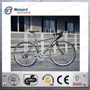 HTY Mens Road Bikes For Sale Cheap,lightweight Titanium Road Bike,good Road  Bikes