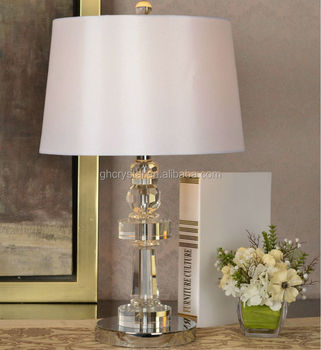 Modern Home Goods Crystal Table Lamp Buy Crystal Table