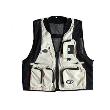 photographer vest jacket for men