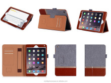 Dual View Slim Fit Premium PU Leather Folio Case, Smart Cover Auto Sleep/Wake; Inner Sleeve For Ipad Mini 4
