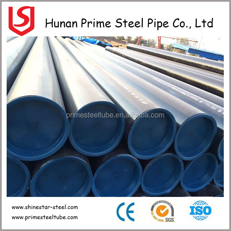 Q235 pressure rating schedule 80 ERW BLACK WELDED galvanized STEEL PIPE SIZE