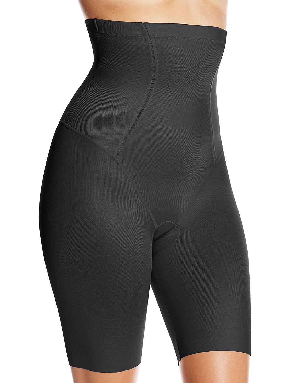 Maidenform Flexees Womens Shapewear Lightweight Thigh Slimmer with Elastic Free Legs