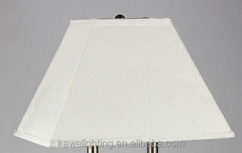 Hotel Lamp Shades/round Soft Tailored Lampshade,Shantung,Off-white ...