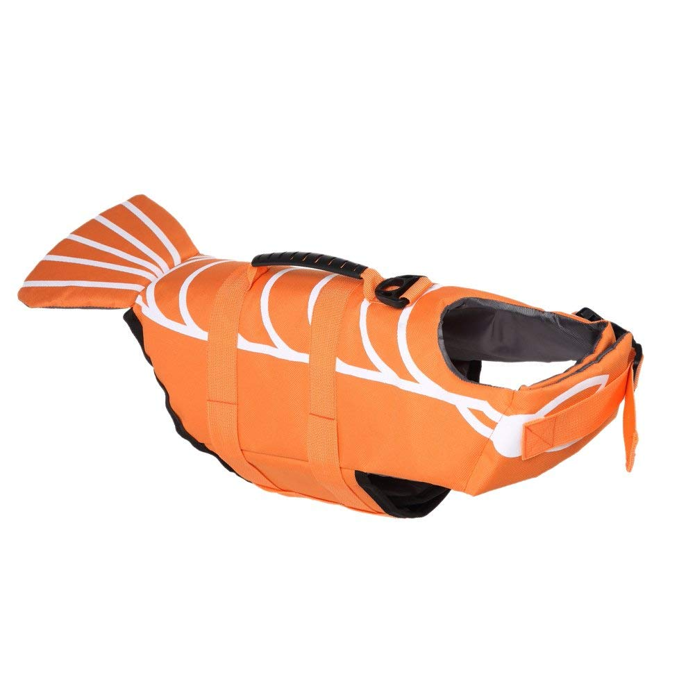 Per Pet Life Jackets Life Vest Lifejacket Safety Swimming Floats Lifesaver For Small Medium Large Dogs&Cats Lovely Costume Swimwear