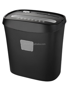 home and ofice use cross cut paper shredder
