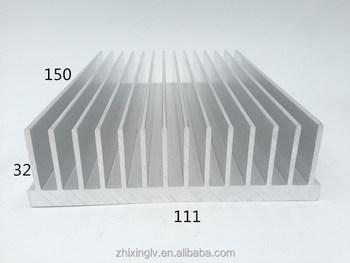 Aluminum Industrial Extrsion Profile Heat Sink Vape Custom Aluminum  Heatsink Cooling Fin 111*32-150 Aluminum Radiator Pin Fan - Buy Aluminum