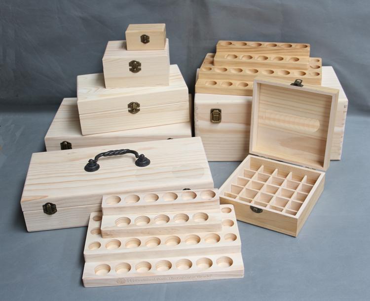 ראשון באיכות זול חדש עיצוב ידידותי לסביבה אורן עץ חיוני אריזת שמן אורן עץ חיוני שמן תיבה
