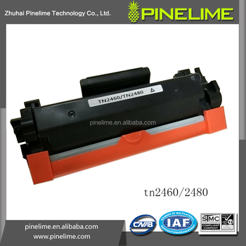 Compatible Tn Tn2460 Laser For 2460 Cartridge Hl Brother Toner 7Yybgf6