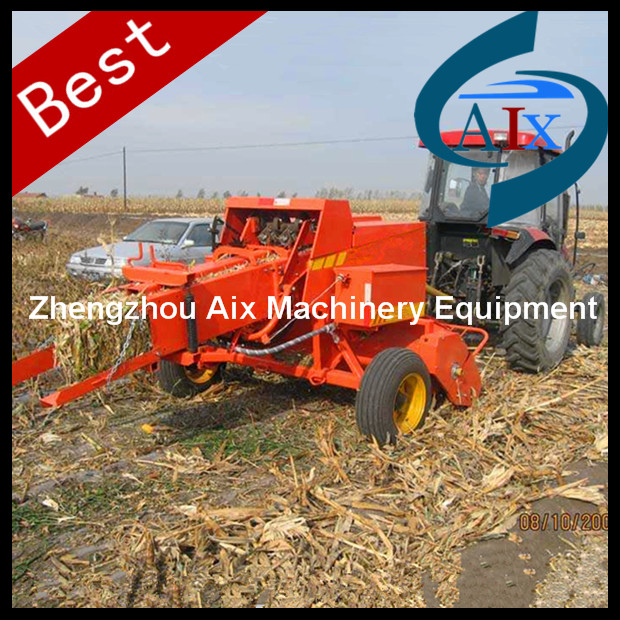 Tractor drive self-powered mini square hay balers for sale