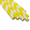 yellow and white stripe