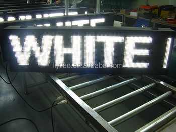 2014 hot selling led outdoor sign/ movie sexual japanese asian full led light sign /3g controlfactory price outdoor led sign