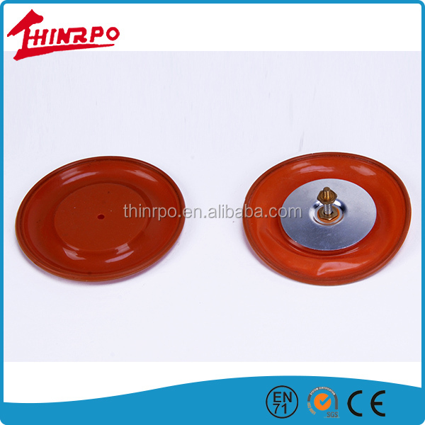 Custom Any Shape Silicone Rubber Valve Nitrile NBR rubber diaphragm sheet
