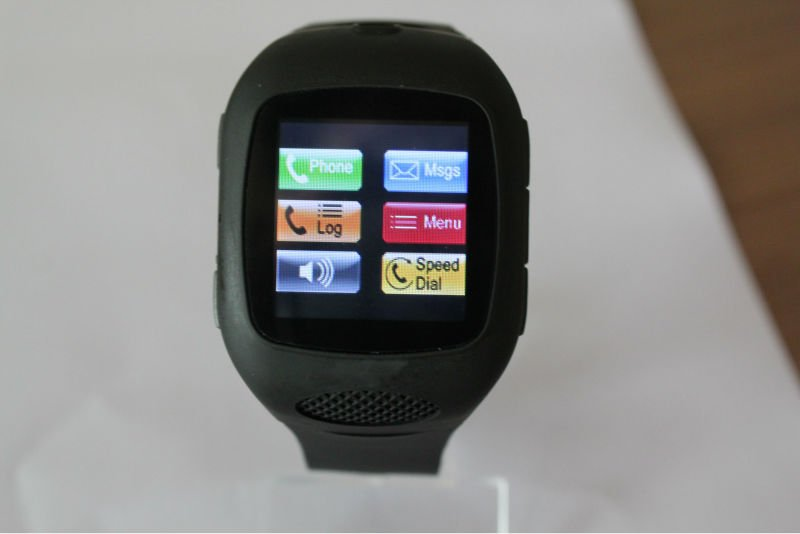 2012 hot watch cell phone with Mp3/Camera