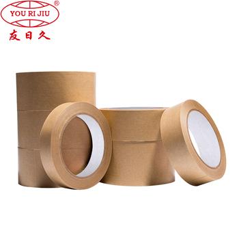kraft tape rubber base logo printed kraft paper packing tape buy