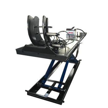 Autenf Tf-600 Portable Hydraulic Motorcycle Hydraulic Lift ...