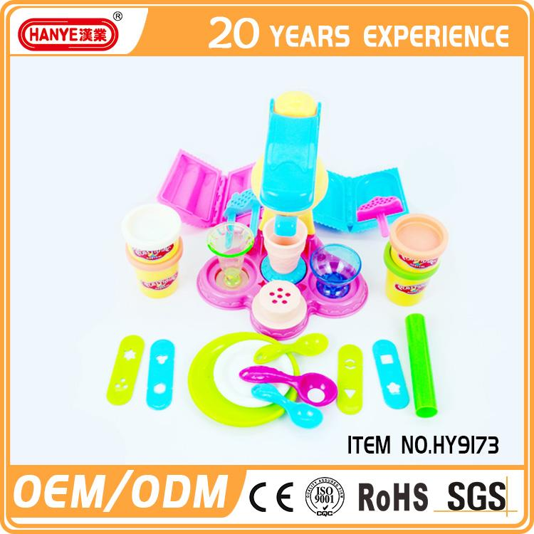 HY-9173 Multifunctional modelling clay, non-toxic polymer clay set, air dry polymer clay