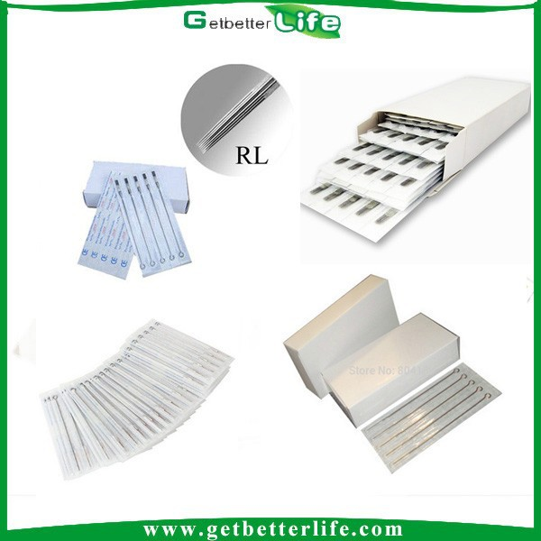 2015 Getbetterlife factory price hot selling tattoo needle/cheap tattoo needles/hand made tattoo needle itself