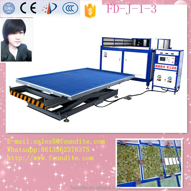 smart glass laminating machine with EVA film stable performance silicone bag no need autoclave CE certificate