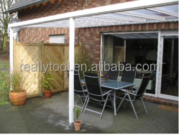 Profile DIY Patio Cover/awning/sun Shelters/gazebo Best