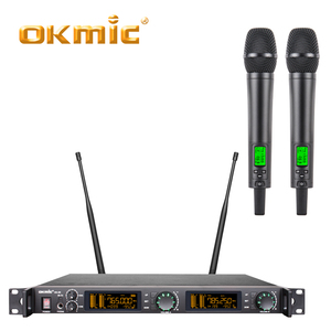 2017 New Fashion wireless microphone and amplifier